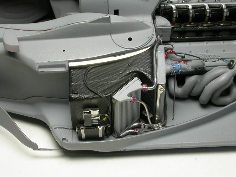 Top Studio Ferrari F2000 Detail
